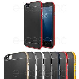 Coque-Style-SLIM-NEO-ARMOR-HYBRID-CASE-COVER-pour-iPhone-6-amp-6-Plus-6S-Film