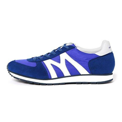 Mizuno M-Line sneakers Mizuno MR1 Reproduction-limited model made in Japan blue