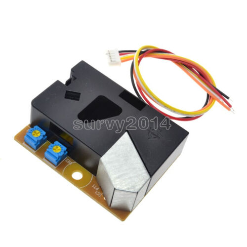 DSM501A Dust Sensor Allergic Smoke Particles Sensor Module for Air Condition
