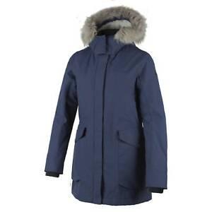 Blau Climaprotect Funzionale Cappotto Invernale Traspirante Parka Giacca Cmp xqXUfBn