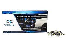 Standard LED SMD INNENRAUMBELEUCHTUNG Peugeot 206 BLAU