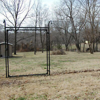 Access Gate For Kitty Corral Cat Fencing System