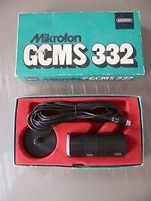 GRUNDIG GCMS 332 STEREO MICROPHONE MIKROFON MICRO CONDENSATEUR FONCTIONNE