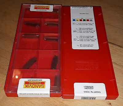 SANDVIK N123K2-0600-0002-GF 1125 10pcs//box