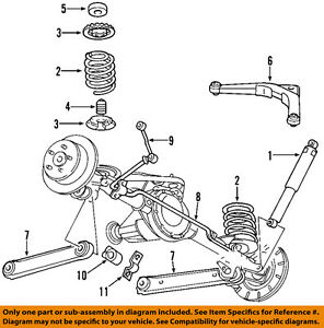 2005 jeep grand cherokee rear light wiring harness jeep grand cherokee rear suspension diagram jeep chrysler oem 99-04 grand cherokee rear suspension ...