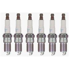 Jaguar Spark Plug Set Of 6 C2S46895 S-Type X-Type XF XJ 3.0L V6 NGK TR6AP13E OEM