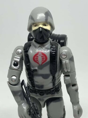Mayhem Trooper cobra soldat Noir Major Firefly gardes GI Joe