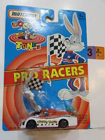 Matchbox Pro Racers Wile E. Coyote No. 44800 Looney Tunes 1993 MOC New Lumina Toys