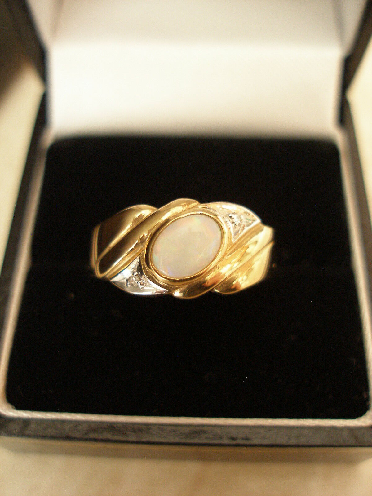 Mens Wedding Ring Hospitable 9ct White Gold Wedding Ring Hallmarked Gold