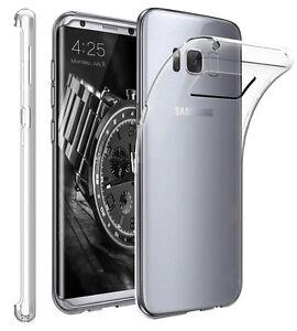Ultra-Slim-Schutzhuelle-fuer-Samsung-Galaxy-S8-Huelle-Tasche-Cover-Case-Transparent