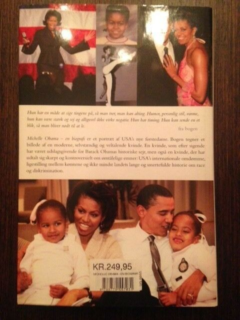 Michelle Obama, Liza Mundy