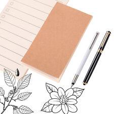 Retro Journal Memo Dream Notebook Paper Notepad Pocket Simple Diary Plan