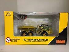 CAT 725D Articulated Truck Diecast - Norscot - 1:50 - 55073