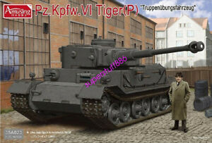 Amusing-Hobby-35A023-1-35-German-Pz-Kpfw-VI-Tiger-P-Hot
