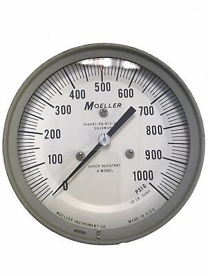 2019 Mode Dial Indicating Pressure Gauge 45-1246p33bxwdf023 Ashcroft