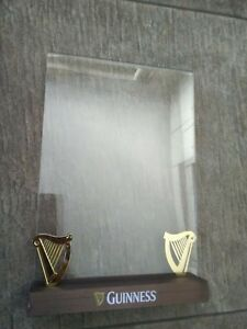 Photo Holder BNIB  X 2 Guinness Menu