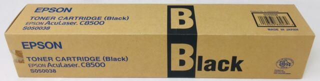 Epson S050038 Toner Original Schwarz Aculaser C7000/C8500/C8600 (5.500 Pg )