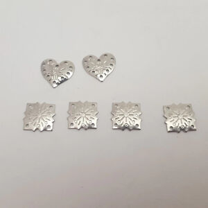 24-Piece-Silver-Tone-Mixed-Jewelry-Component-Lot