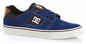 Calzado Nuevo Hombre Puente Zapatos Para Marino Dc Patinar Azul Trigo Color aT0vf7q7W