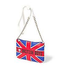 """I Love British Boys"" Crossbody Bag One Direction Union Jack - NWT"