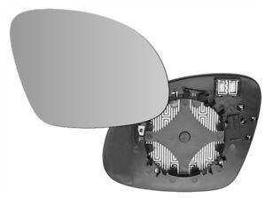 GLACE-RETROVISEUR-SKODA-YETI-5L-APRES-05-2009-DROIT-DEGIVRANT-CONVEX