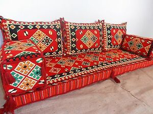 Image Is Loading Arabic Seating Cushion Oriental Floor Sofa