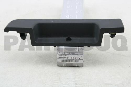 8094026J01 Genuine Nissan ARMREST-FRONT DOOR,RH 80940-26J01