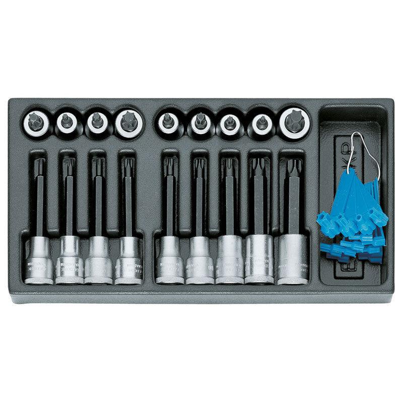 GEDORE Werkzeugmodul mit Sortiment 1500 ES-ITX 19 LKP