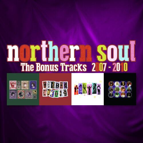 Various Artists - Northern Soul 2007-2010: Bonus Tracks [New CD] Bonus Tracks, M