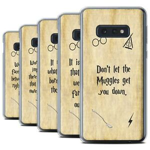 Gel-TPU-Case-for-Samsung-Galaxy-S10e-School-Of-Magic-Film-Quotes