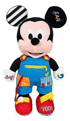 Baby Clementoni 17194 - Disney Baby Mickey Prime Abilità Sapore Puro E Delicato