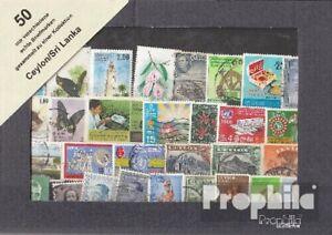 Ceylon-50-verschiedene-Marken