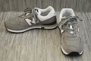 New-Balance-Classics-574-ML574MTG-Athletic-Shoes-Men-039-s-Size-10-2E-Gray
