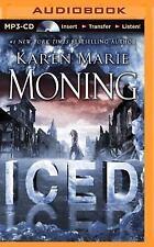 Fever: Iced 6 by Karen Marie Moning (2014, MP3 CD, Unabridged)