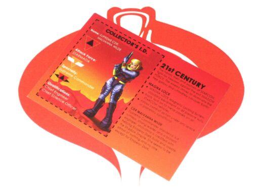 Starcom Custom Art Malvanna Wilde ID Card