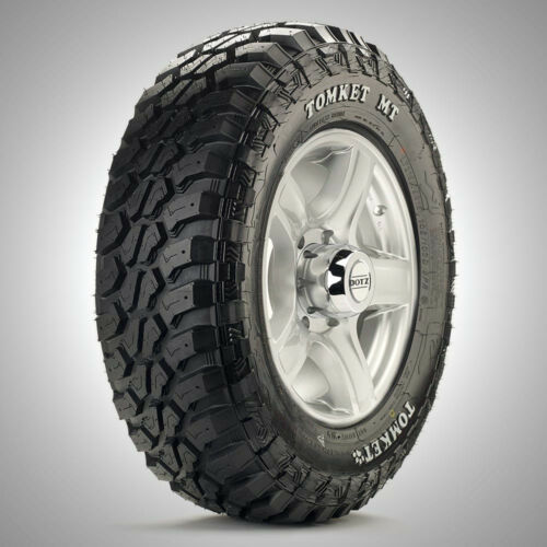 Gomme 4x4 Suv Tomket 285//75 R16 123Q 10PR MT P.O.R pneumatici nuovi