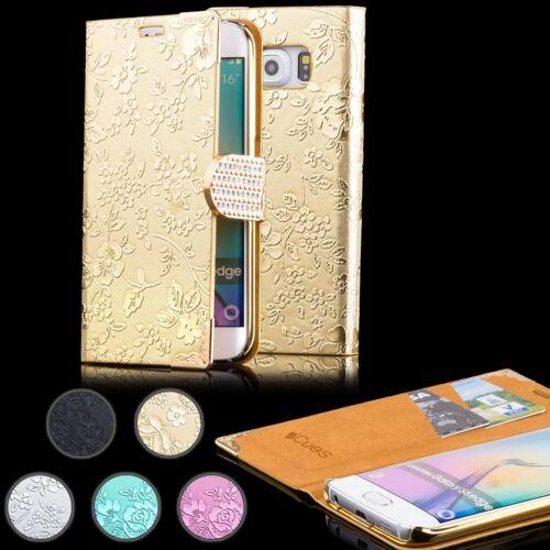 iCues® CHROM STRASS Cover +Display Schutzfolie+Poliertuch Schutzhülle Hülle Case