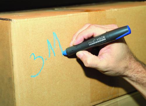 Pica Visor Longlife Industrial Marker blau Signierkreide 990//41