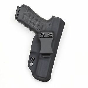 Badger-State-Holsters-Glock-17-22-IWB-Black-Custom-Kydex-Holster-G17-G22