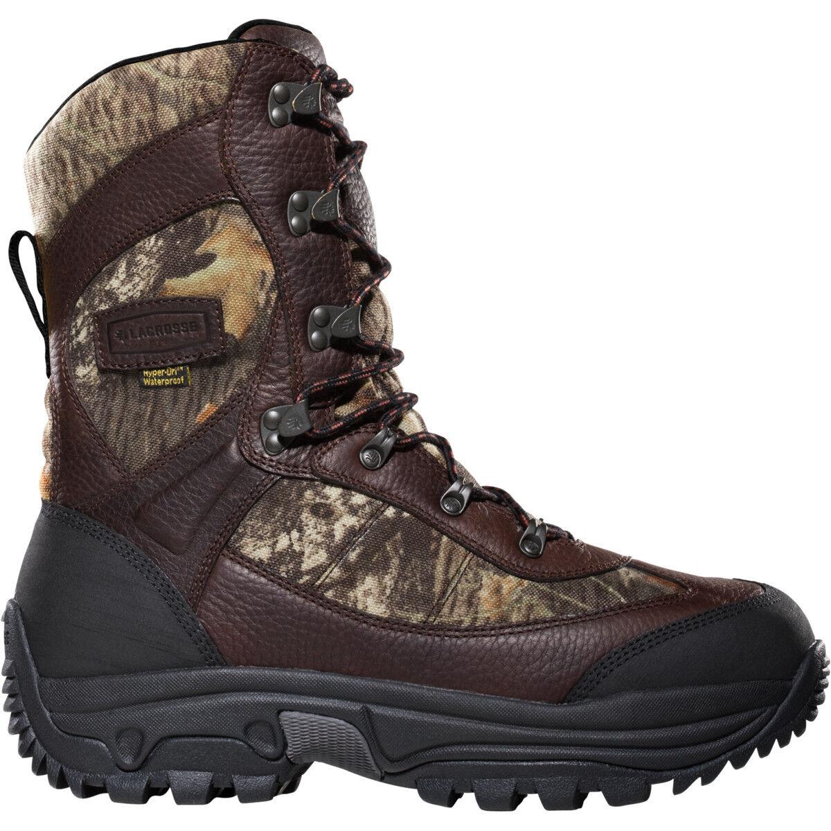 Lacrosse Men's 283160 Hunt Pac Extreme 10  Mossy Oak Break-Up 2000G Hunting Boot