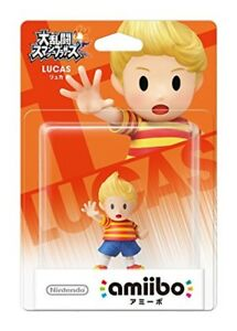 Details about Nintendo amiibo LUCAS not NESS Earthbound Switch Super Smash  Bros Ultimate JAPAN