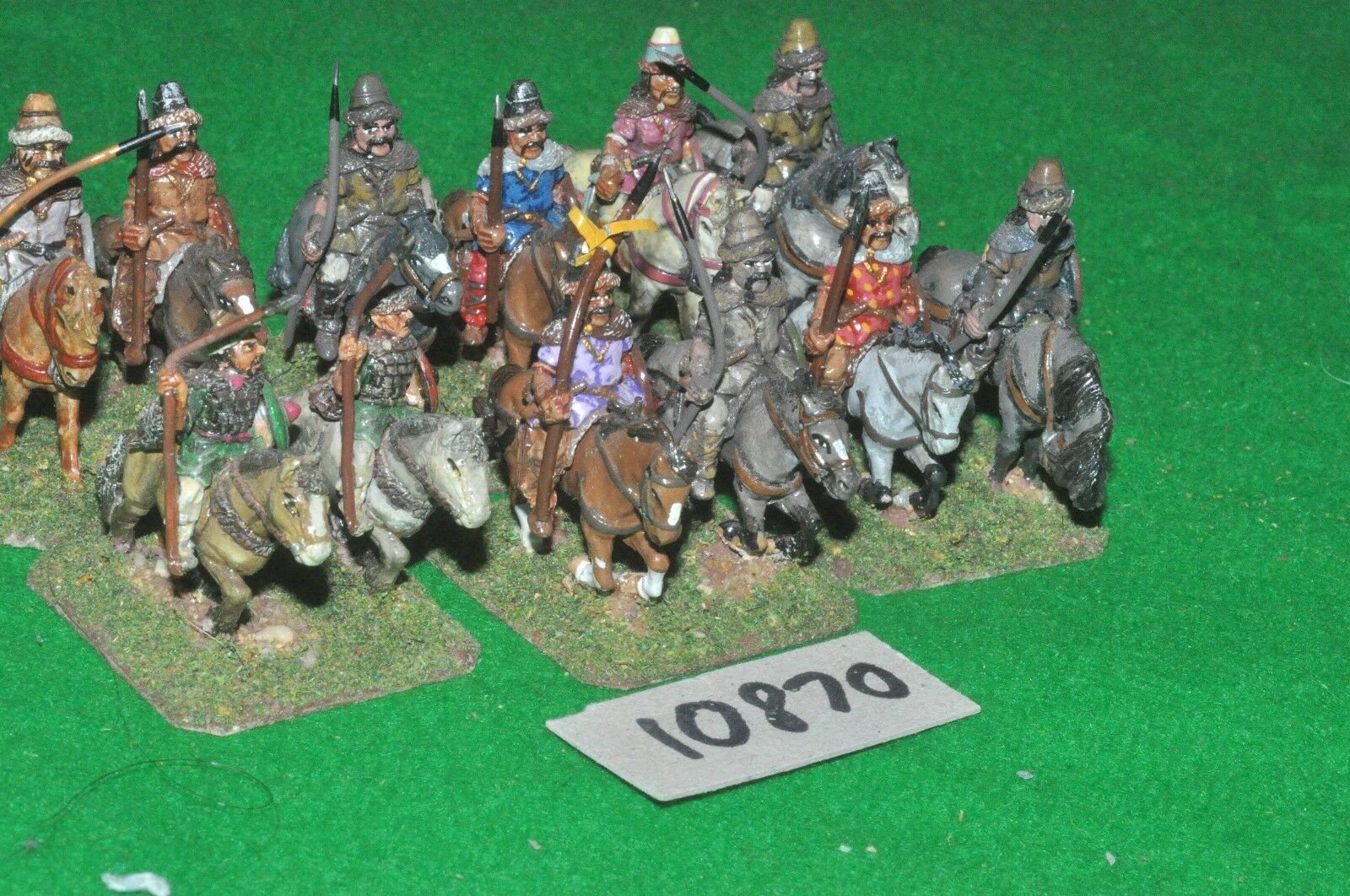 25mm hun cavalry 12 cavalry (10870)