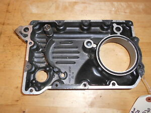 1982-KAWASAKI-KZ550-ENGINE-MOTOR-BOTTOM-OIL-PAN-COVER-49034-1081