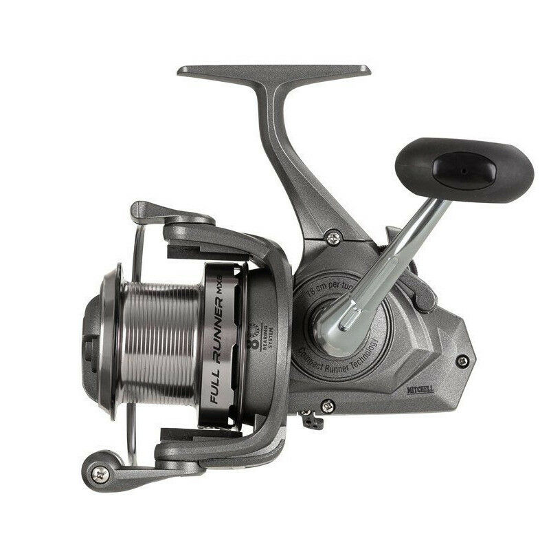 1486100 Mitchell Mulinello pesca Full Runner MX8 5000 8 bb bait runn PPG