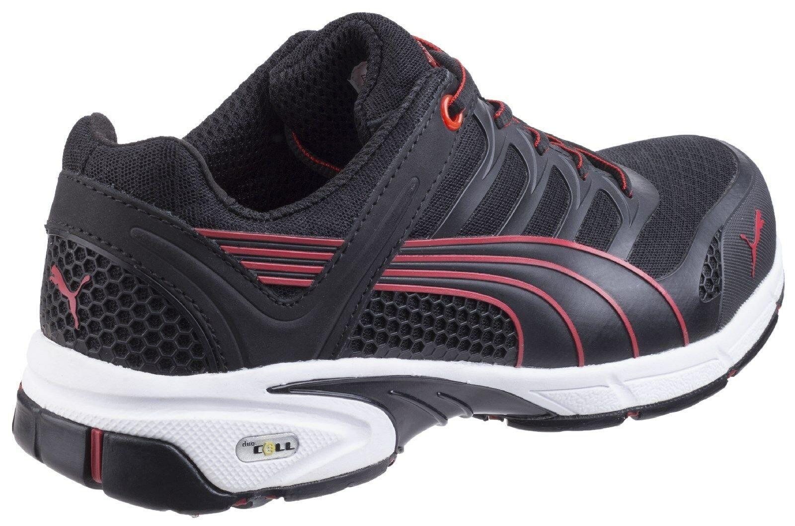 Puma Trainers Fuse Motion faible Safety Trainers Puma homme Industrial Composite Toe Cap Work Shoe 70259c