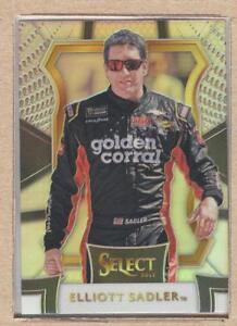 Elliott-Sadler-88-2017-Select-NASCAR-Racing-Silver-Prizm