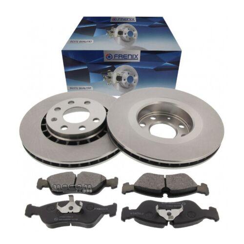 Bremsen Satz Set Kit vorne Ø 256 mm System ATE für Opel Vectra A /& B