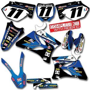 2006-2007-YZ-125-250-GRAPHICS-YAMAHA-RIDGELINE-BLUE-BLUE-DECAL-KIT-STICKERS