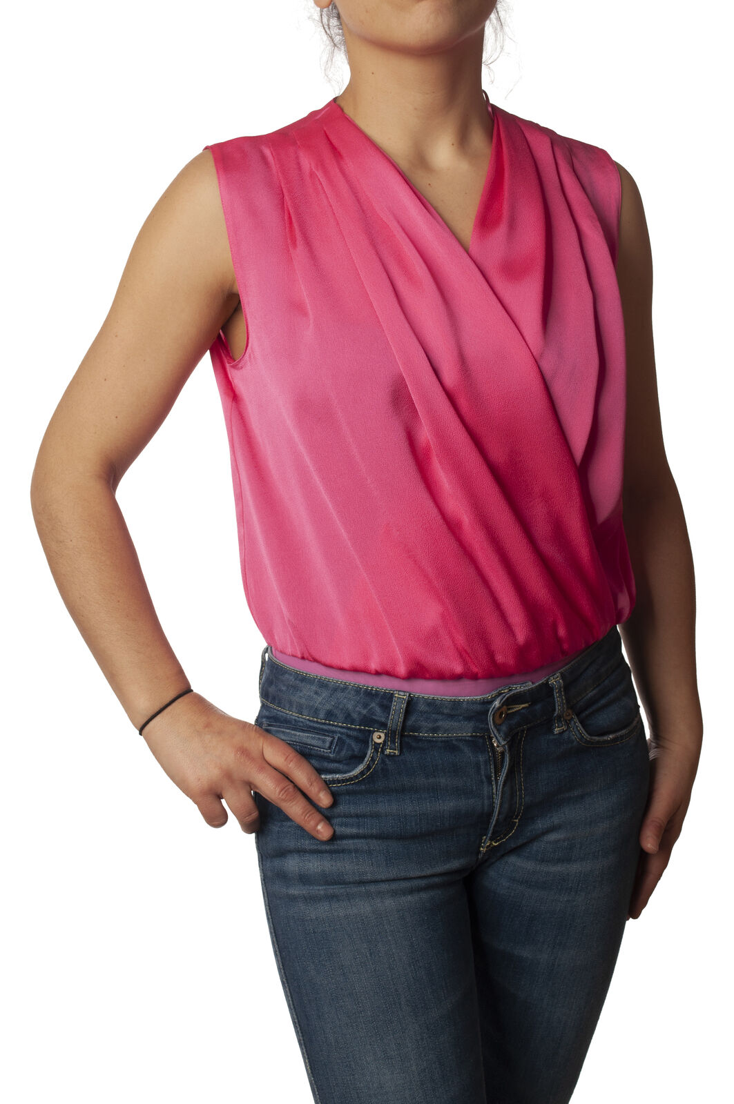 Rosao - Shirts-Blouses - Woman - Rosa - 5879713D191225