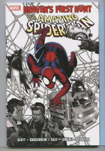 The-Amazing-Spider-Man-New-Trade-Paperback-TPB-Graphic-Novel
